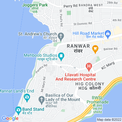 Flat on rent in Bhagtani Apartment, Bandra West